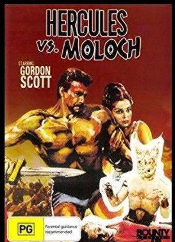 DVD : Hercules Against Moloch