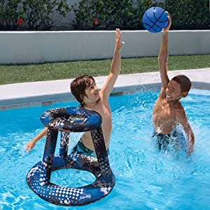 Toys Games Sports Outdoor Play Pools Water Fun Basketball Volleyball Sets