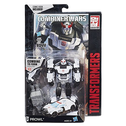 Transformers Generations Combiner Wars Prowl Deluxe Class
