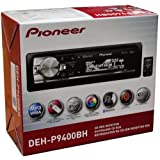 Pioneer DEH-P9400BH Mobile CD Receiver with Built-in Bluetooth and HD Radio Tuner