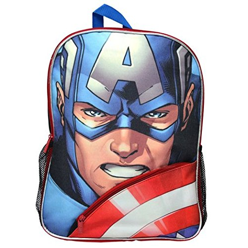 Marvel Captain America Backpack