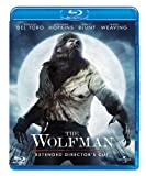 The Wolfman (2010) - Extended Cut [Blu-ray] [Region Free]