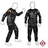 Gallant Sauna Sweat Suit Heavy Duty One Size (Medium to Large) Unisex Men Women's
