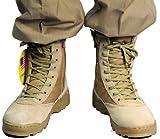 SWAT サイド ジッパー タクティカル ブーツ 27cm