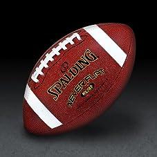 NeverFlat Composite Football