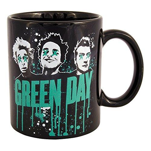 Tazza Green Day (Nero)