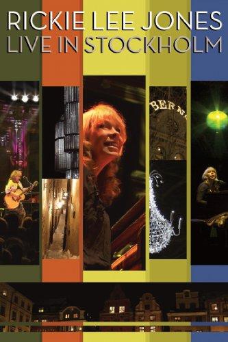 Rickie Lee Jones - Live in Stockholm