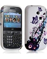 Housse coque etui en gel pour Samsung Chat 335 S3350 avec motif HF01