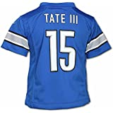 Golden Tate III Detroit Lions NFL Youth Jersey by Nike