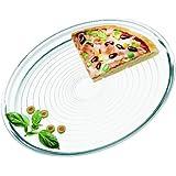 Simax Glassware 6826 Pizza Baking Dish, 12.5-Inch