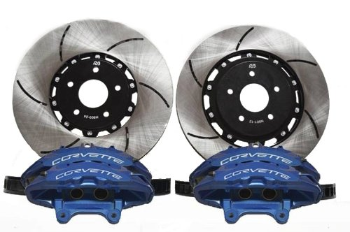 RacingBrake ZR1-K Iron Brake Rotor Upgrade Kit for Chevrolet Corvette C5/C6 ZR1