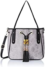Femme Fatale Women's Shoulder Bag (Animal Print) (FFBASS1535)