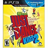 Quality Just Dance Kids 2 PS3 Move By Ubisoft