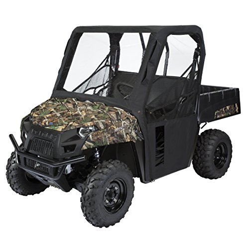 Classic-Accessories-18-117-010401-00-Black-QuadGear-UTV-Cab-Enclosure