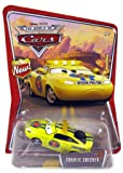 Disney Pixar Cars Character : Charlie Checker Pace Car