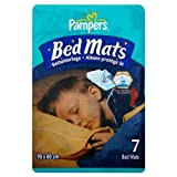 Pampers Bed Mats Compact Bag 6 pack x 7 per pack