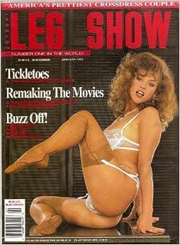 Leg show magazine pictures