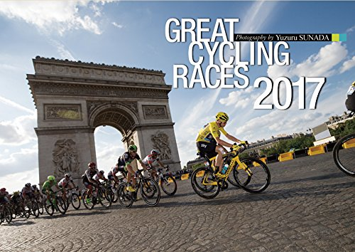GREAT CYCLING RACES 2017年 カレンダー 壁掛け