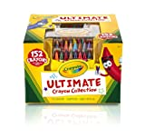 Crayola Ultimate Crayon Case, 152-Crayons