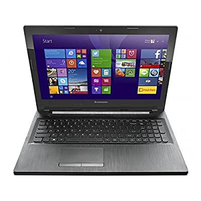 Lenovo G50-80 80E502UKIN 15.6-inch Laptop (Core i5-5200U/4GB/1TB/AMD Radeon R5 M330 Graphics/Windows 10) Black...