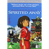 Spirited Away [DVD]by Daveigh Chase