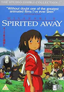 Spirited Away Dvd Amazon Co Uk Daveigh Chase Suzanne