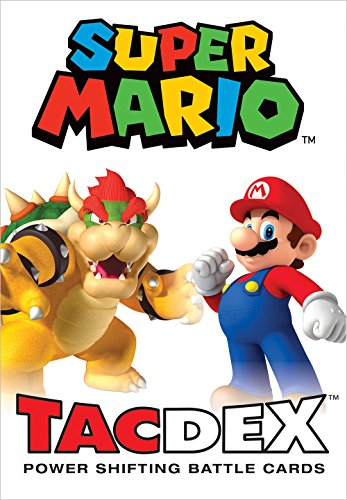 Super Mario TacDex Card Game - 1