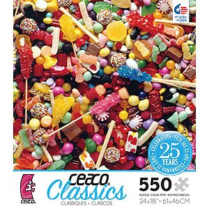 Ceaco Classics Trick Or Treat? Jigsaw Puzzle