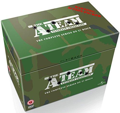 A-Team: Series 1-5 [Edizione: Regno Unito] [Edizione: Regno Unito]