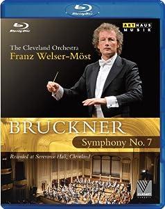 Bruckner Symphony No 7 Blu-ray 2011 from ARTHAUS