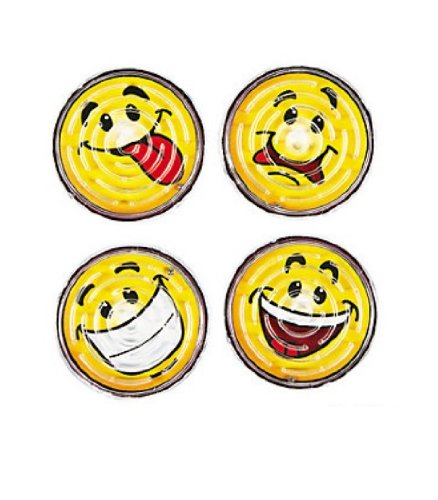 Smile Face Pill Puzzle-8 pieces