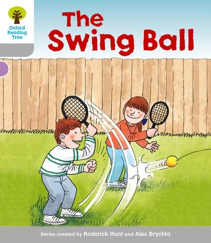 Swingball. Roderick Hunt, Thelma Page (Ort Wordless Stories)