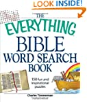 The Everything Bible Word Search Book...