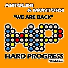 Antolini & Montorsi Present Attat - Wonk