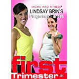Lindsay Brin's Pregnancy DVD: Cardio & Toning PLUS Yoga 1st Trimester ~ Moms Into Fitness Series