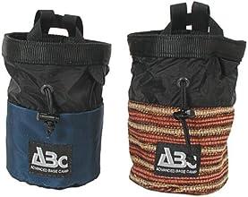 Abc Solid Finger Chalk Bag
