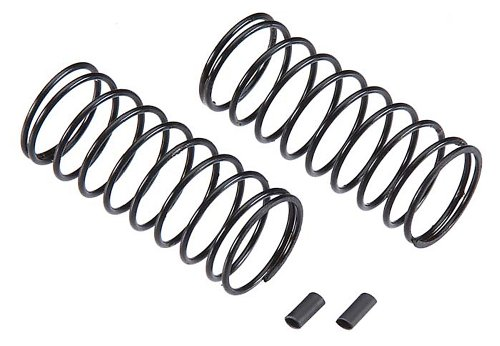 Team Associated 91326 12mm Front Spring, Black, 3.00-Pound - 1