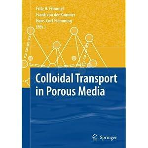 Colloidal Transport in Po Livre en Ligne - Telecharger Ebook