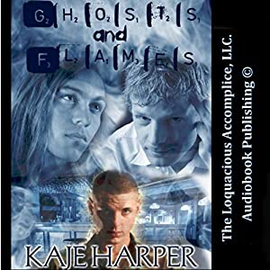 Ghosts and Flames Audiobook