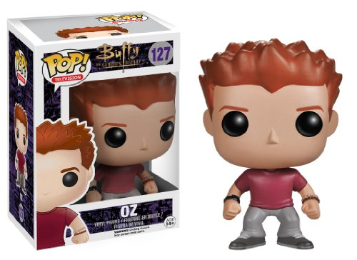 Funko POP Television : Buffy The Vampire Slayer - Oz Action Figure - 1