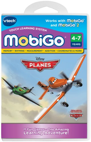 VTech MobiGo Software Cartridge - Disney Planes