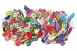 ミサンガ クロスステッチ 刺繍 糸 100色 カラー 100本 セット 手芸 ハンドメイド