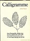 img - for Du Calligramme (Dossiers graphiques du Chene) (French Edition) book / textbook / text book