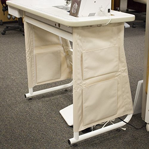janome sewing machine table