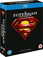 The Superman 5 Film Collection 1978-2006 [Blu-ray] [1978]  [Region Free]