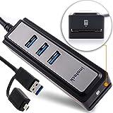 Inateck HB4008 USB 3.0 hub 3 port mit SD Kartenleser