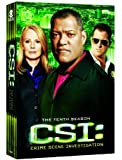 CSI: The Complete Tenth Season (Bilingual)