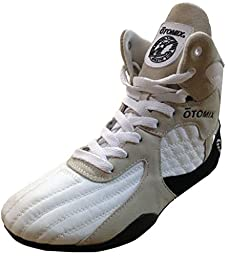 Otomix White Stingray Escape Weightlifting MMA & Grappling Shoe (10)