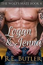 The Wolf's Mate Book 6:  Logan & Jenna