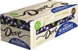 DOVE Fruit Dark Chocolate With Real Blueberries 2.83-Ounce Bag 16-Count Box